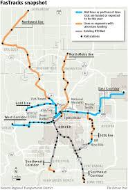 Denver Rtd Map Denver Union Station U0026 Fastracks Page 24 Skyscraperpage Forum