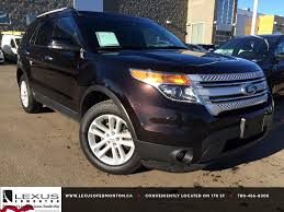 2013 ford explorer review used brown 2013 ford explorer 4wd xlt review airdrie alberta