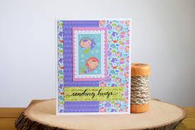 doodlebug se jess crafts 26 cards with 6x6 paper pad doodlebug the sea