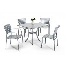 Aluminum Patio Tables Restaurant Aluminum Patio Furniture Including Outdoor Tables