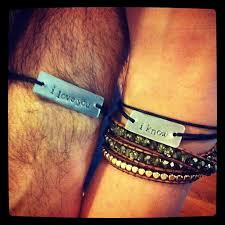 bracelet love you images I love you i know bracelets