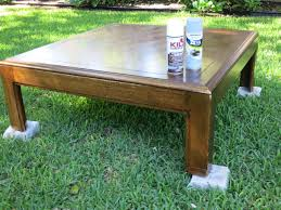 my 24 coffee table makeover around my home