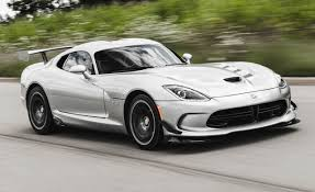 Dodge Viper Limited Edition - 2015 dodge viper gtc test u2013 review u2013 car and driver