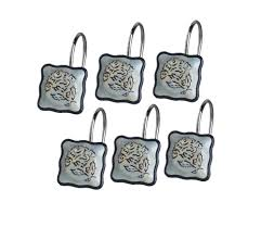 Decorative Curtain Hooks Decorative Shower Curtain Hooks Picture Rings Ideas The Homy