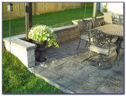 Patio Foundation Pouring Concrete Patio Next To Foundation Patios Home Design