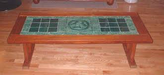 ceramic tile table top tile installations