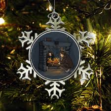 the witch in the fireplace ornament once upon a
