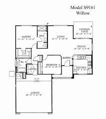 City Home Plans Beautiful City Grand Willow Floor Plan Del Webb