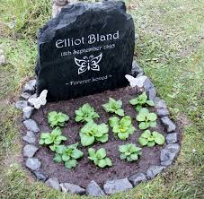 headstone pictures slate headstone memorials great for gardens and churches uk