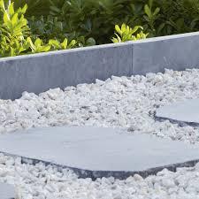 bordure droite abysse pierre naturelle bleu h 23 x l 50 cm
