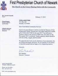 letters of support viola blythe community service center of newark