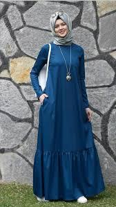 style up your denim abaya with hijab fashion u2013 girls hijab style
