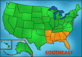 map us states regions southeast states map usa regions clip phillip martin southeast