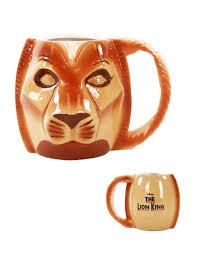 lion king broadway musical simba mug lion king