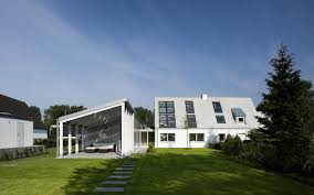 Rushwood Apartments by Velux Germany Opens Germany U0027s First Co2 Neutral Renovated House