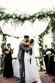 wedding chuppah green chuppah options for modern and eco friendly weddings