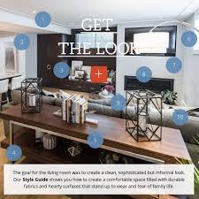 style guide andrew u0027s living room scott u0027s reno to reveal
