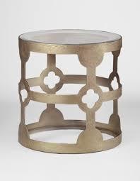 Quatrefoil Side Table The Quatrefoil Timeless Design And Good Luck Gabby