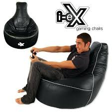 Recliner Gaming Chair With Speakers Bean Bag Gaming Chairs I Ex Bean Bag Gaming Chair Review The No