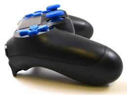 amazon com blue out master modded ps4 controller black ops 3