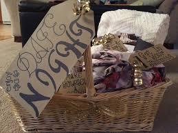 Date Night Basket Date Night Gift Basket