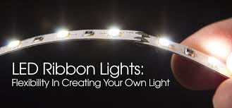 led ribbon led ribbon lights flexibility in creating your own light