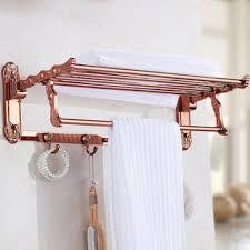 Wall Mounted Folding Shelf Wall Towel Holder Interdesign York Lyra Paper Towel Holder For