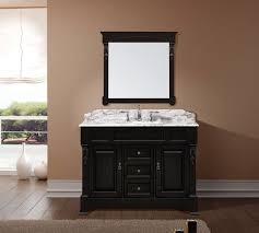 solid wood bathroom cabinet spacious classy design ideas dark wood bathroom vanity best 25 on