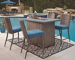 Turquoise Patio Furniture Outdoor Furniture Sets For Your Patio Ashley Furniture Homestore