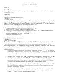 sample resume for bank jobs for freshers objective for resume for