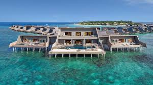 overwater villa with private pool the st regis maldives