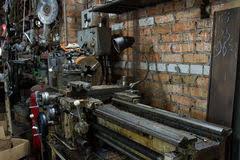Old Bench Grinder 3d Electrical Grinding Machine Bench Grinder Stock Illustration