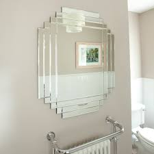 art deco bathroom mirrors u2013 creation home