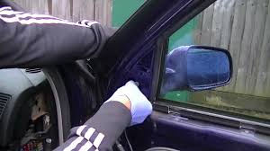 vw golf mk4 door mirror removal 96 06 simple easy steps youtube