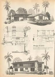 home planners house plans 146 best vintage house plans 1970s images on vintage