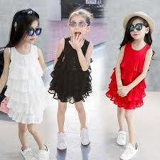 stylish dresses kids stylish clothes fairy vest dress summer pleated