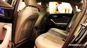 audi a4 2016 interior a4 2016 kini diluncurkan mobil pertama di indonesia dengan