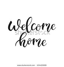 welcome home stock images royalty free images vectors