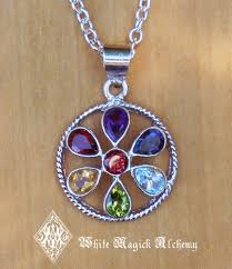 silver drop pendant necklace images Chakra sterling silver gemstone tear drop pendant jpg