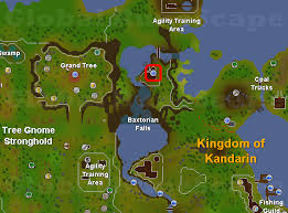 waterfall quest guide global runescape