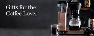 coffee lover gifts williams sonoma