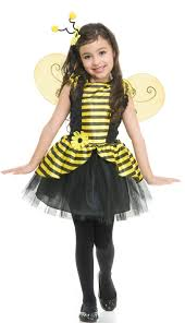 sweet bumble bee toddler child costume from birthdayexpress com