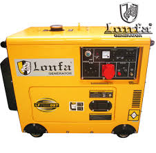 6 5kva silent diesel generator set lf7800 9000dst c buy