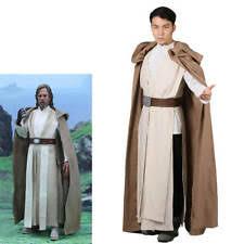 Luke Skywalker Halloween Costume Xcoser Luke Skywalker Costume Deluxe Star Wars Episode Viii