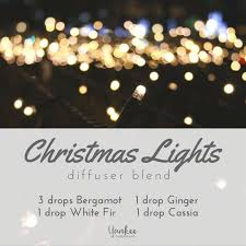 eve drop christmas lights 40 holiday diffuser blends christmas lights yankee homestead
