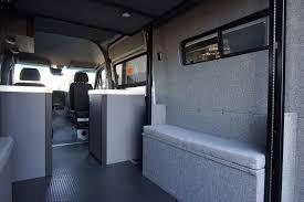 Sprinter Bench Seat Recent Action Van Sprinter And Promaster Projects U2022 Action Van