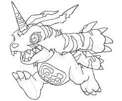 digimon 100 cartoons u2013 printable coloring pages