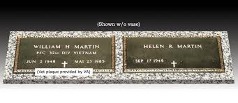 bronze cemetery markers bronze veteran markers and grave markers for couples