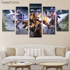 aliexpress com buy hd printed destiny game painting on canvas