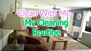 Cleaning The House by Clean The House With Me My Cleaning Routine Life With Sarah